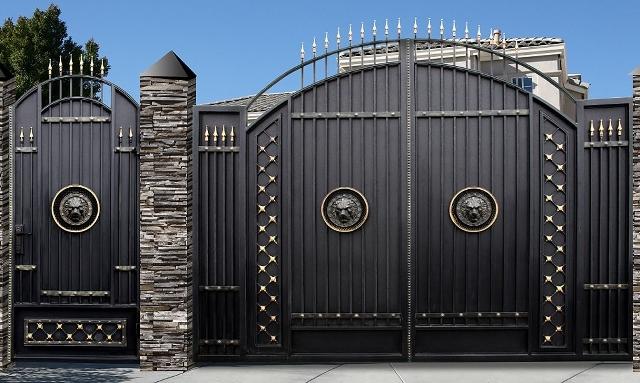 Ворота, двери, рольставни любой конфигурации